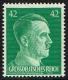 Michel Nr. A795, ANK Nr. 905, Freimarken: Adolf Hitler, Ergänzungswert, postfrisch