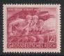 Michel Nr. 908, ANK Nr. 908, Volkssturmmarke, postfrisch