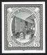Schwarzdruck, Tag der Briefmarke 1988, postfrisch