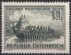 ANK Nr. 1019, Michel Nr. 1010, Tag der Briefmarke 1954 per 8 Stück, postfrisch, ANK € 80,-- DB D766