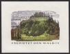 """Österreich, 1985, ANK Nr. 1849 A = ANK Block 9, MICHEL Nr. 1819 = MICHEL Block 7, Blockausgabe Jahr des Waldes 1985 """"Schützt den Wald"""", postfrisch"""