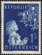 ANK Nr. 1018, Michel Nr. 1009, Weihnachten 1954, postfrisch