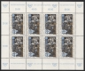 ANK Nr. 2128, Michel Nr. 2097, Tag der Briefmarke 1993 im Kleinbogen, postfrisch